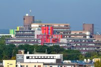 miasto, blok, mieszkania